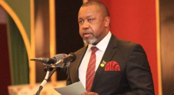 Chilima cautions BICC Staff over service delivery