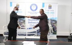 UK based Malawian Charity Mahecas donates beds and mattresses to College of medicine