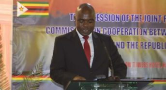 Malawi and Zimbabwe review new areas of cooperation