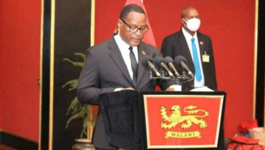 Chakwera declares Malawi State of National Disaster amidst rising Covid cases