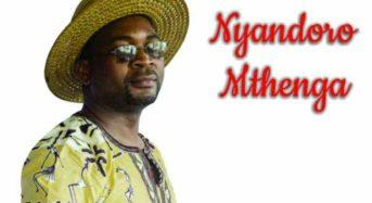 Veteran Singer Nyandoro Mthenga back  with new song 'Neba'
