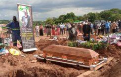 Iconic Wambali Mkandawire laid to rest