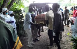 Former MCP Veep McDonald Lombola laid to rest