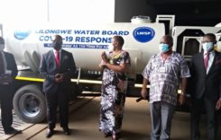 LL Water Board, Press Trust donates towards Covid-19 fight