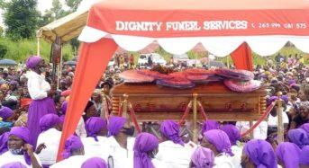 UTM Deputy Regional governor Yabwalo laid to rest