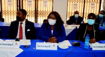 Parliament conducts Parliamentary Training for Members