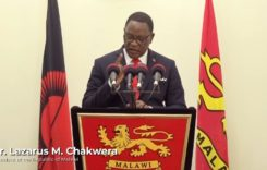 Chakwera calls for an end to sexual violence in Conflict Zones