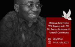 Healthcare fraternity mourns death of top doctor Bonus Makanani
