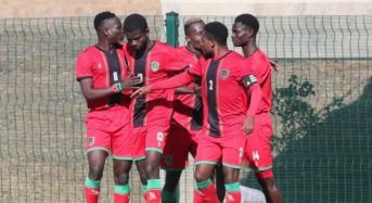 Flames throw away two-goal lead, settle for 2-2 draw against Zimbabwe in Cosafa Cup