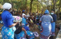 Departed DPP whip  Martha Lunji laid to rest