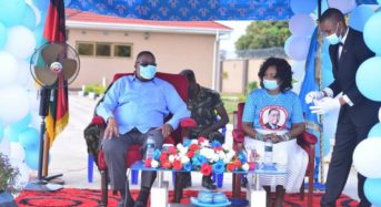 """Mutharika blasts MCP led government a """"Do nothing government"""""""