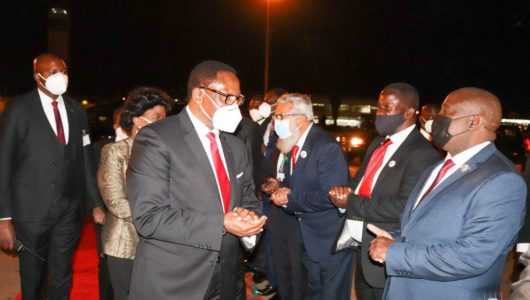 President Chakwera off to London for the Education Summit