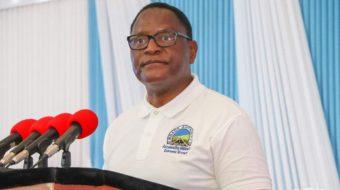 Chakwera to inspect Nsanje-Marka Road